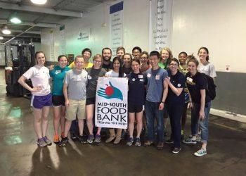 food bank group
